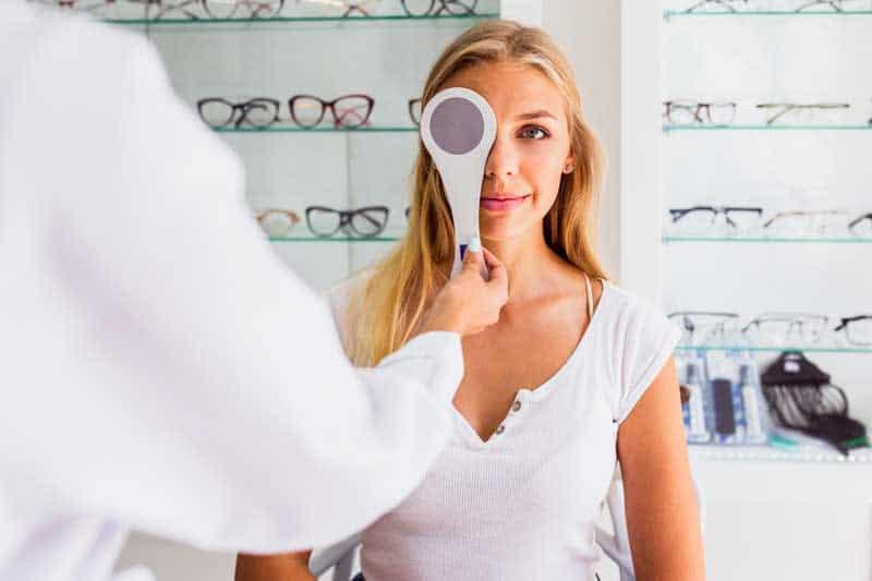 Tomografia oka na czym polega